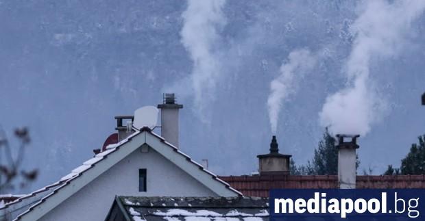 Снимка: Глоба от 4000 лева за замърсяване на въздуха в Благоевград
