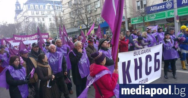 Двата големи синдиката КНСБ и КТ