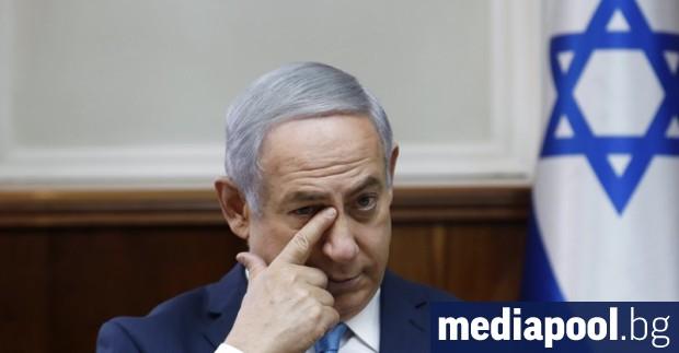 Израелският премиер Бенямин Нетаняху се е съгласил в неговата партия