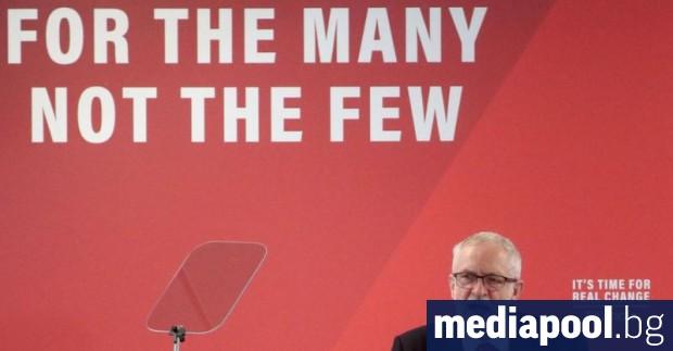 Британската Лейбъристка партия обещава радикални промени, ако спечели парламентарните избори