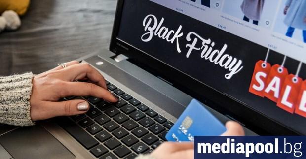 Българите масово свързват Черния петък с пазаруване онлайн, предимно на