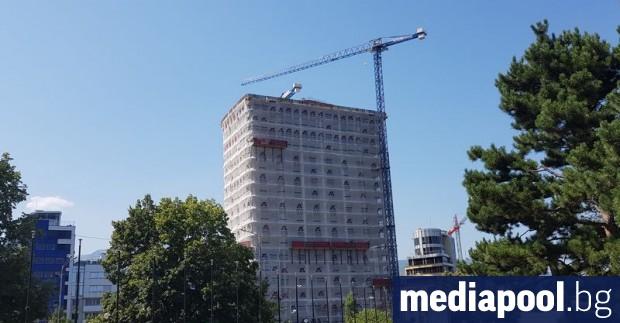 Строителният контрол (ДНСК) отхвърли в петък искането на районния кмет