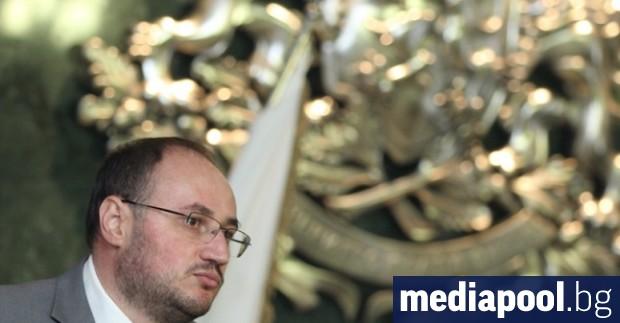 Шефът на Софийския районен съд (СРС) Александър Ангелов настоява за