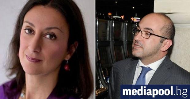 Известен малтийски бизнесмен е бил арестуван в сряда във връзка