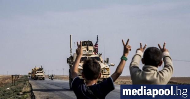 Американските сили са възобновили широкомащабните си операции срещу терористичната организация
