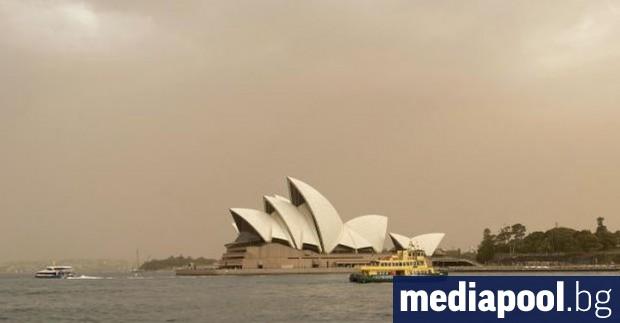 Ситуацията с пожарите в Австралия се влошава, предаде Франс прес.