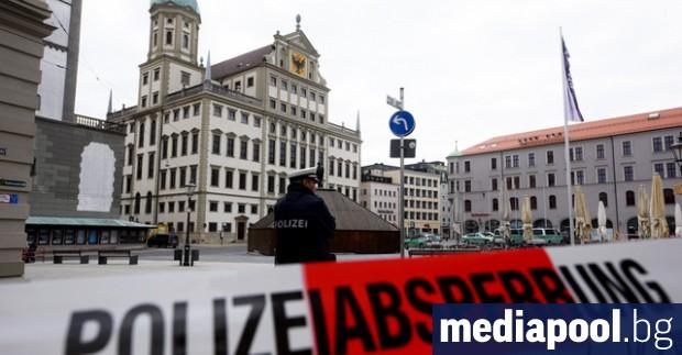 Снимка: Германската полиция арестува трима заподозрени в подготовка на терористична атака