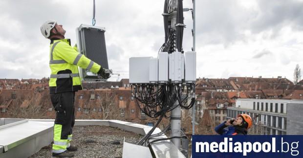 В момента сме свидетели на изграждането на мобилните мрежи от