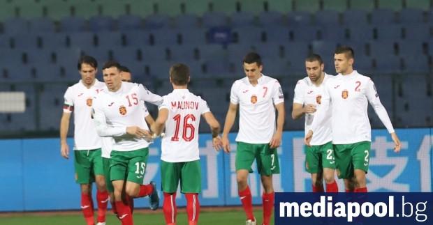 Националният отбор по футбол на България спечели последната си среща