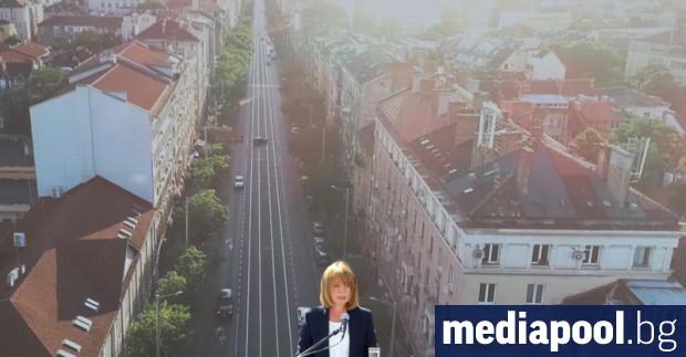 Йорданка Фандъкова за четвърти път ще положи клетва като кмет