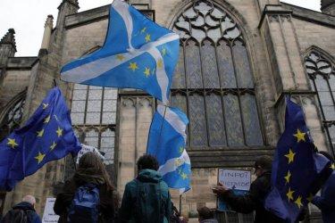Борис Джонсън отказва нов референдум за независимост на Шотландия