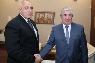 Борисов и руският посланик се съгласиха, че няма проблеми пред двустранните отношение