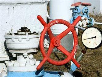 Транзитът на руски газ през Украйна нараснал с 3% през 2019 г.