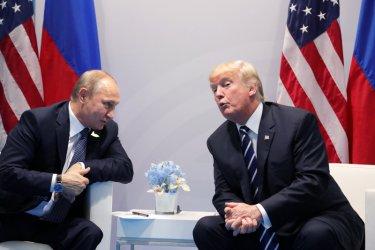 Путин благодари на Тръмп за разузнавателна информация