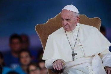 Папа Франциск: Насилието над жени е богохулство