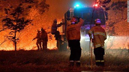 Пожарите в Австралия може да продължат месеци