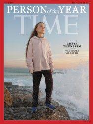 "Списание ""Тайм"" обяви Грета Тунберг за ""Личност на 2019 година"""