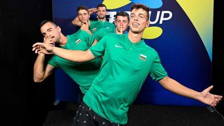 България с две победи над Молдова в АТП Къп