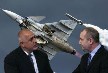 Радев vs. Борисов: Няма нито един загубен самолет