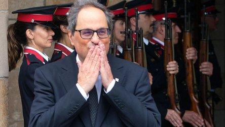 Испанската ЦИК отстрани регионалния лидер на Каталуния Ким Тора