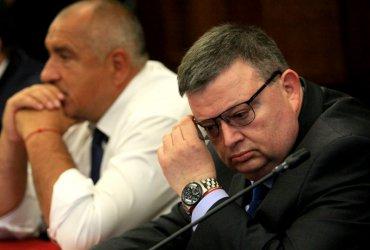 """Цацаров очаквано бе избран за шеф на комисия """"Антикорупция"""""""