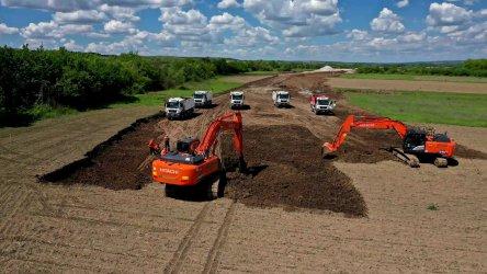 """""""Автомагистрали"""" с договор за 1.38 млрд. лв. за последните 89 км от """"Хемус"""""""