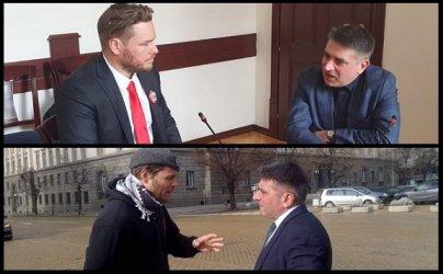 Данаил Кирилов вече се среща официално с Джок Полфрийман