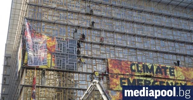 Белгийската полиция евакуира днес сградата на Европейския съвет в Брюксел,