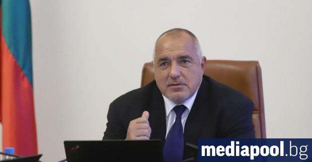 Премиерът Бойко Борисов се възмути, че е имало дезинформация по