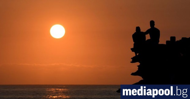 Вчера е бил най-топлият ден в Австралия, откакто се водят