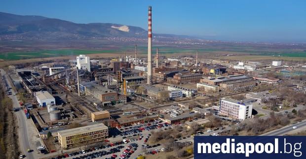 Българският Комбинат за цветни метали (КЦМ) в Пловдив ще се