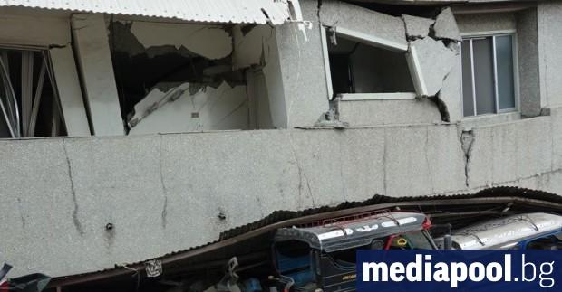 Броят на жертвите на силното земетресение във Филипините вече е