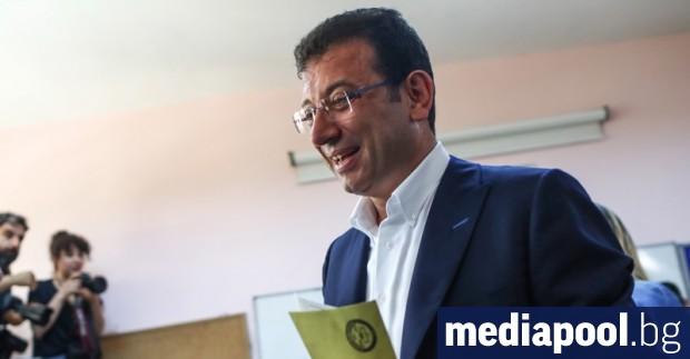 Кметът на Истанбул Екрем Имамоглу критикува проекта за изкуствен канал,