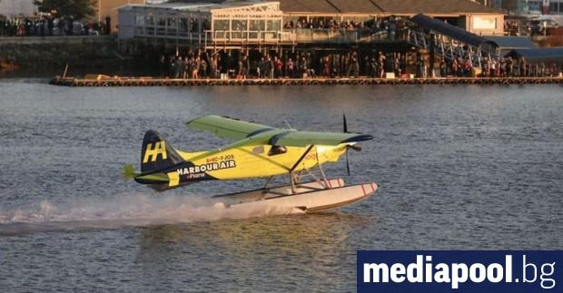 Канадската авиокомпания Харбър еър (Harbour Air) обяви, че е постигнала