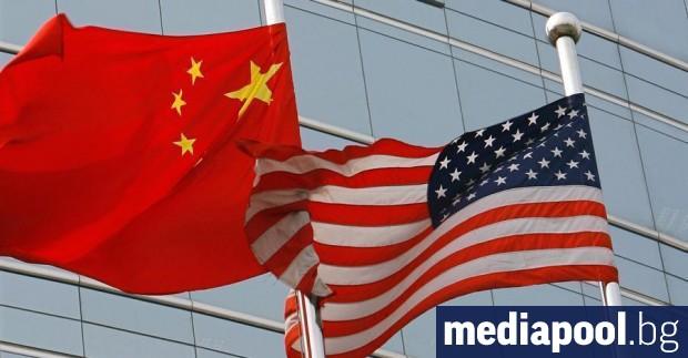 САЩ и Китай постигаха консенсус по първия етап от търговското