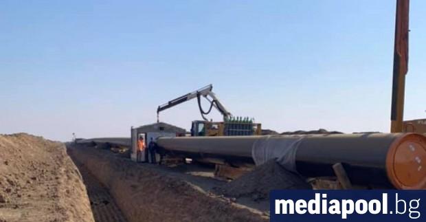Проектът за газопровода