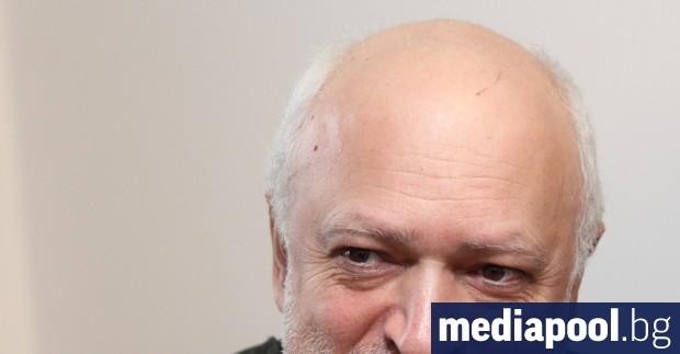 Скулпторът Велислав Минеков е кандидат за ректор на Националната художествена