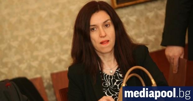 Бившата шефка на банковия надзор в БНБ Нели Кордовска е