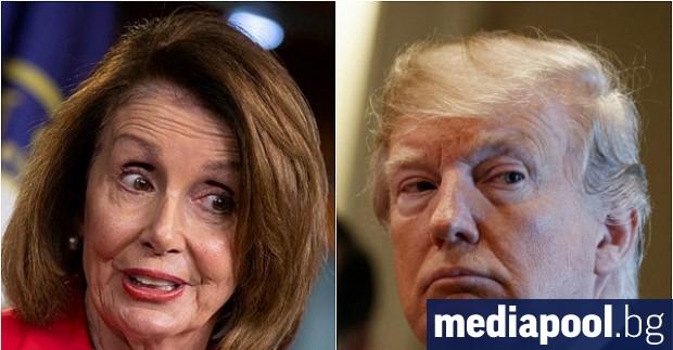 Лидерката на демократите в Камарата на представителите на САЩ Нанси