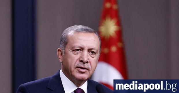Турският президент Реджеп Тайип Ердоган заяви, че Анкара е готова