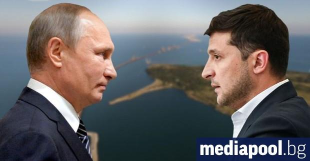 За новия украински президент Володимир Зеленски срещата с лидерите на
