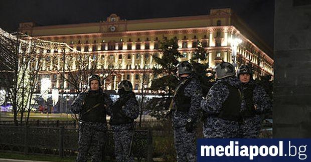 Служители на руската Федерална служба за сигурност (ФСС) претърсиха днес