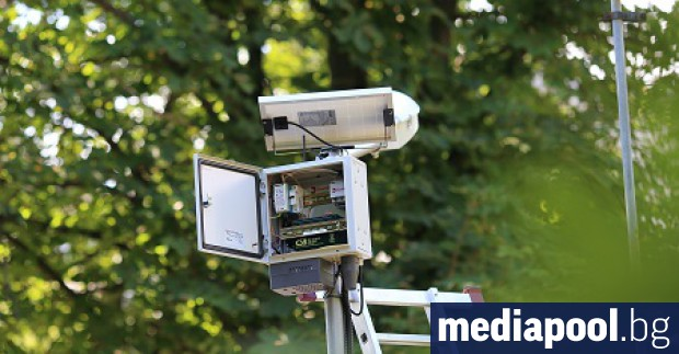 От днес данните от 22-те сензорни станции за качеството на