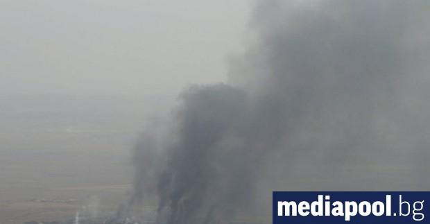 Масов гроб с телата на 643 цивилни граждани беше открит
