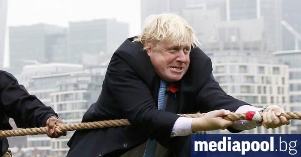 Мантрата на британския премиер Борис Джонсън по време на предизборната