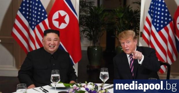 Американският президент Доналд Тръмп заяви, че продължава да има доверие