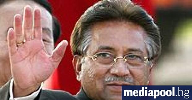 Бившият военен ръководител на Пакистан Первез Мушараф бе осъден на