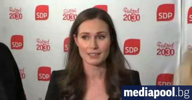 Финландският парламент одобри за премиер 34-годишната социалдемократка Сана Марин, която