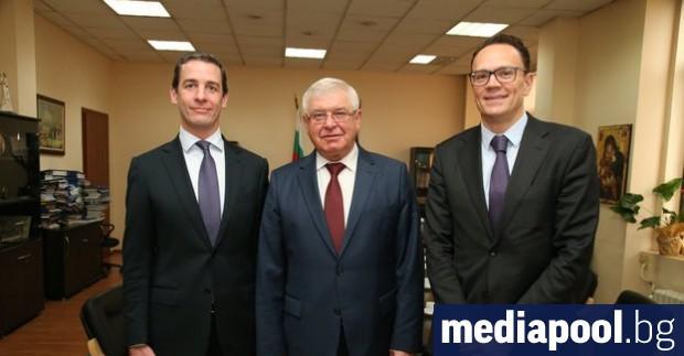 Здравният министър Кирил Ананиев проведе среща с президента на организацията