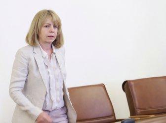 Фандъкова: Ако има проблем с водата в София, ще спрем крана към Перник